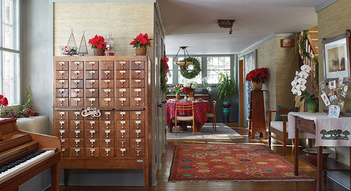 A Craftsman Christmas in Parsippany