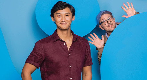 Joshua Dela Cruz, the New Host of Nickelodeon's Blue's Clues