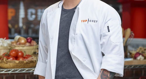 Heirloom Kitchen's David Viana Competes on 'Top Chef' Season 16
