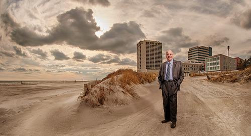 How Stockton University Landed on Atlantic City's Boardwalk