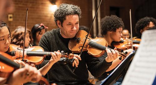 Maestro Gustavo Dudamel: How Music Heals and Unites Us