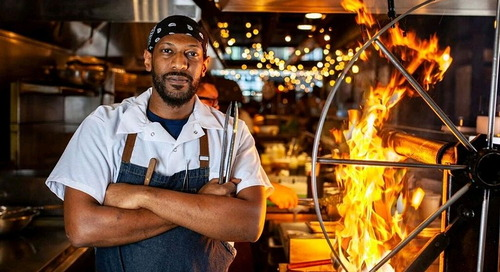 Former Porta Chef Claude Lewis Opens the Freetown Road Project in Jersey City