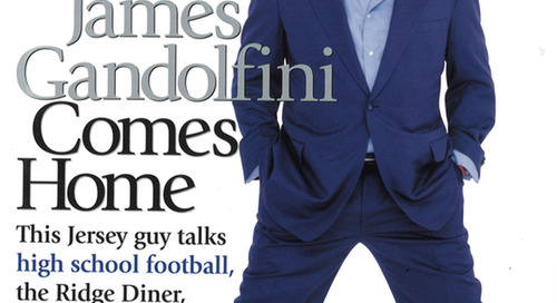When James Gandolfini Let Down His Guard
