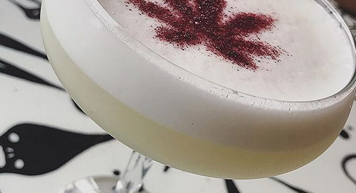 The Latest Trend to Hit NJ: Vegan Cocktails Made With Aquafaba