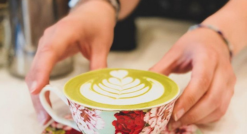 Demystify the Craft of Latte Art at Hidden Grounds in New Brunswick