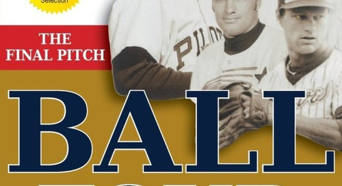 """Remembering Jim Bouton, Yankees Pitcher and Tell-All Author of """"Ball Four"""""""