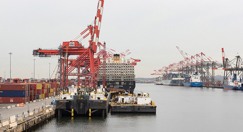 How Port Newark Moves the World