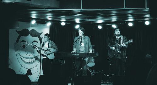 Jersey's Enduring Folk-Music Scene