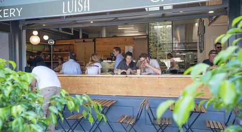 Luisa Bakery + Cafe Opens in Montclair