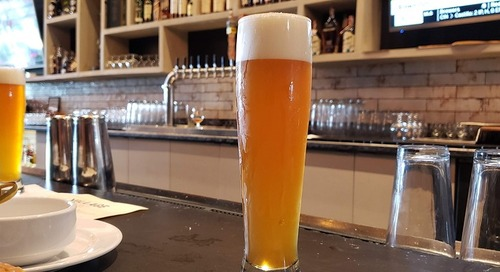 A Visit to Somerville's New Brewpub, Village Brewing Co.