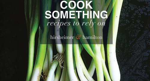 Authors of the Canal House Cookbook Series Turn a New Page
