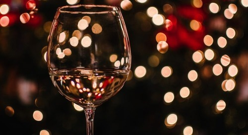 Christmas Trees & Wine: One-Stop Shopping at Hawk Haven Winery