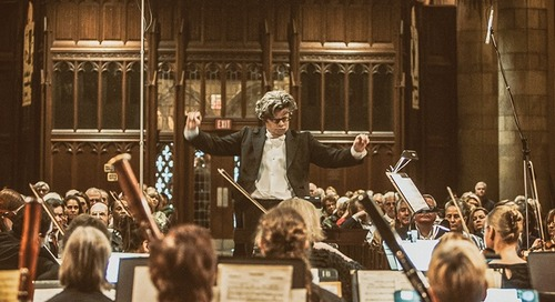 Plainfield Symphony Orchestrates 100th Anniversary