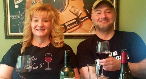 Brother-and-Sister Oenophiles Start a Wine Show in Princeton