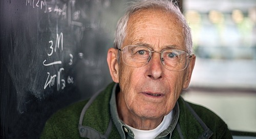 Physicist James Peebles on the Charm of the Unknown