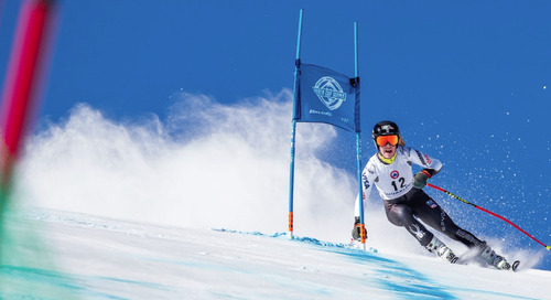 120 Top Skiers to Race in Groundbreaking Jersey Event