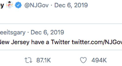 How Phil Murphy's Twitter Team Became a Viral Sensation
