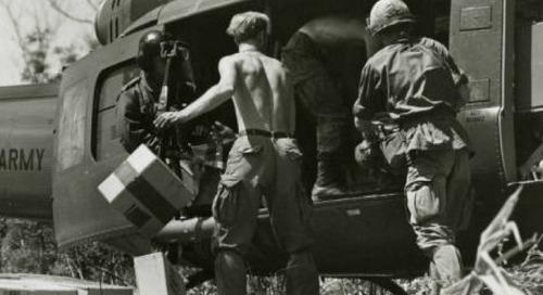 Exhibit Provides Striking Glimpse of Vietnam War