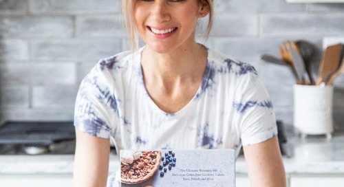 Tenafly Resident Publishes Paleo Baking Cookbook