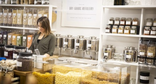 Dry Goods Refillery Sells Pantry Staples Without the Plastic