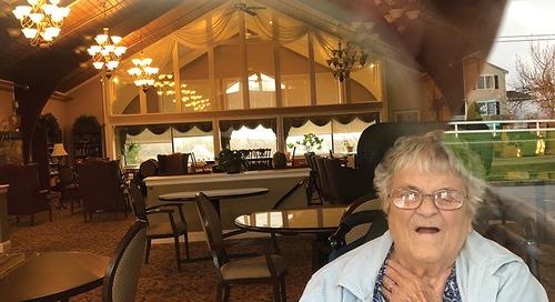 How Covid-19 Rocked Elder-Care Facilities
