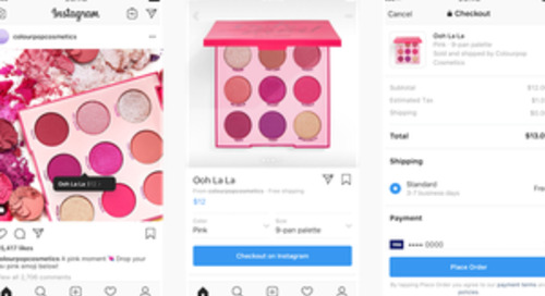 Instagram Checkout tests power of social media for mobile commerce