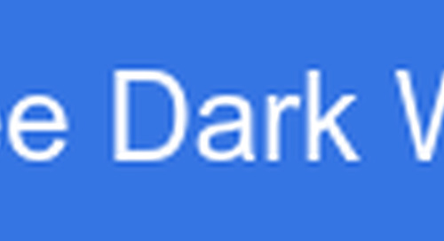 Is Your Data Secure From the Dark Web?