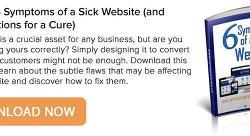 4 Subtle Symptoms of a Poor Performing Website