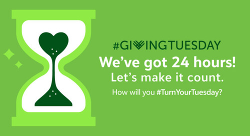 It's Time to Get Ready for Giving Tuesday!