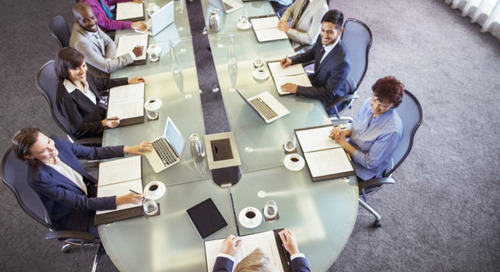 Nonprofit Board Leadership: Advice for Companies and Nonprofits