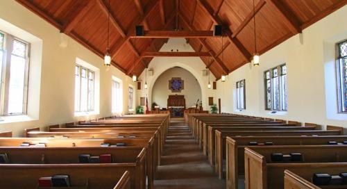 Elephant in the Sanctuary: Talking Money in Church