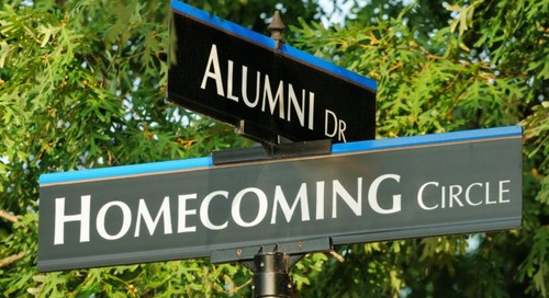 How to Hype Homecoming Using Social Media