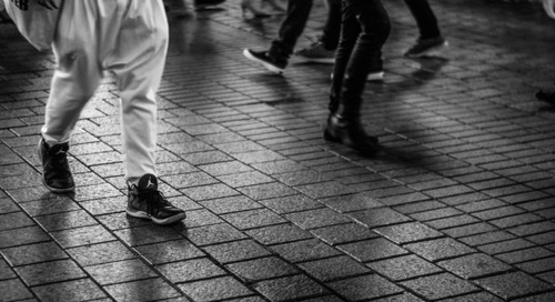 Walk in Your Visitor's Shoes: How to use the Buyer's Journey to increase Attendance at your Arts & Cultural Organization