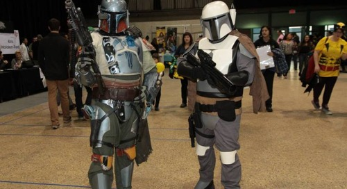 Central Canada Comic Con powers up with Star Trek, Star Wars, Busey and more!