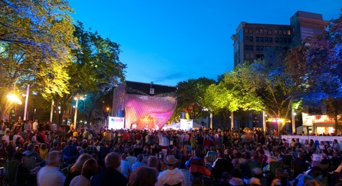 Winnipeg's summer music festivals are simply spectacular