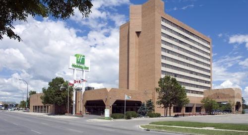 Newly renovated Holiday Inn Winnipeg South is ready to wow