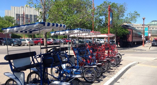 See the city in style with Winnipeg's chic bike companies