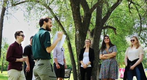 Build future memories by dipping into history with Parks Canada Winnipeg