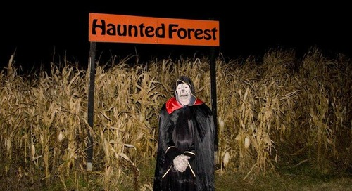 A trio of terrifying interactive attractions awaits in Winnipeg this October — if you dare!