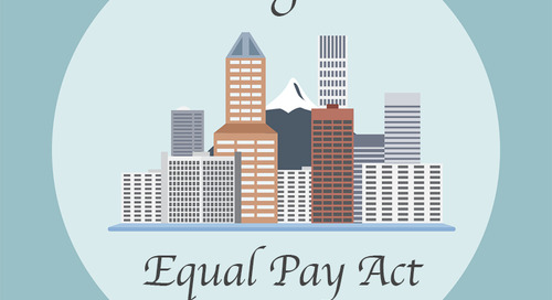Get to Know Oregon's Equal Pay Act of 2017 [UPDATE]