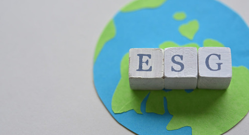Gap Between ESG Efforts & Expectations Becoming More Apparent