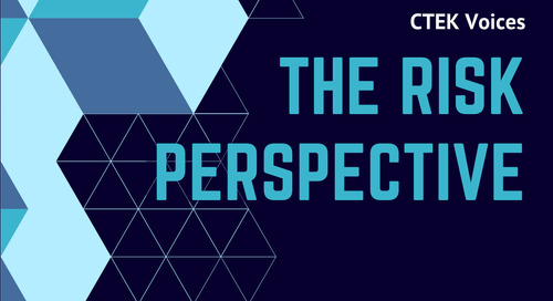 Introducing CTEK Voices: The Risk Perspective