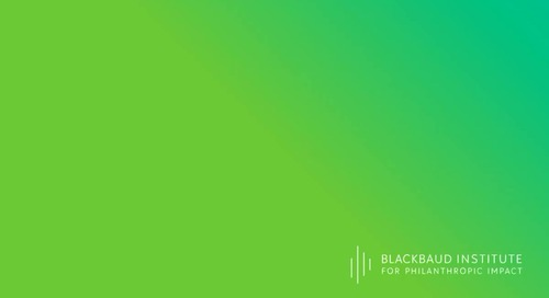 Blackbaud K-12 Solutions