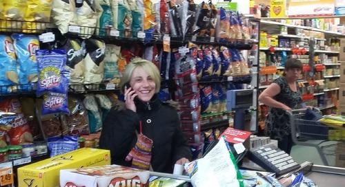 A very happy customer #marketmoments https