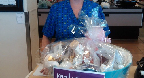 """#marketmoments#RASS337 Winner of the Mothers Day Basket https"