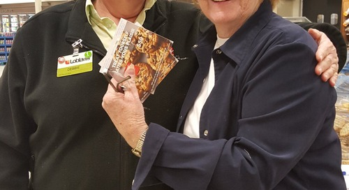 "Pam Smith on Twitter : """"@loblawmerivale : #marketmoments @loblawco #payitforward  Customers receiving  $50.00 gift card https"