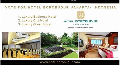 Hotel Borobudur Jkt