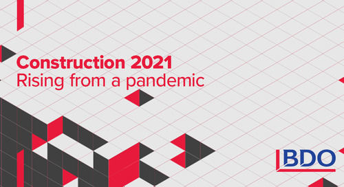 2021 BDO Construction Report