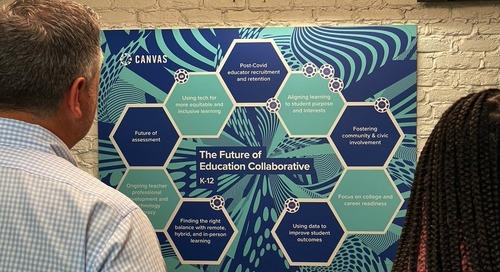 Recap: Future of K-12 Education Collaborative