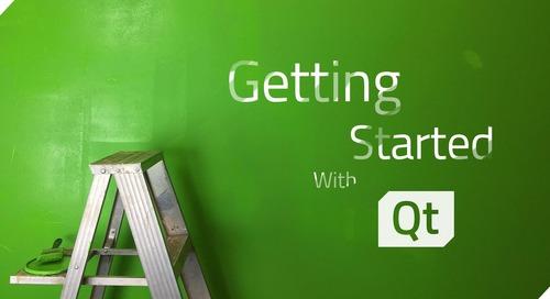 Get started with Qt  - Nov 13, 2020